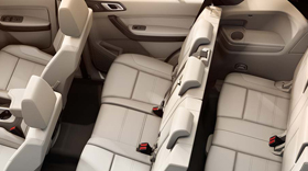 Comfortable Seven Seater